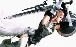 Final Fantasy, Claire Farron