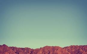 landscape, sky, photography, rock formation
