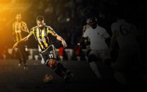 Dutch, Robin van Persie, soccer, footballers, gkhan topuz, Fenerbahe