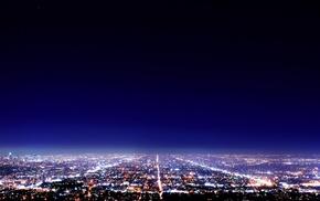 urban, city, photography, lights, night, cityscape