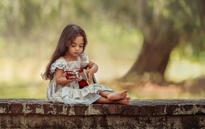 happy, music, children, photography