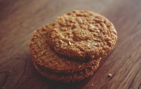 food, brown, cookies