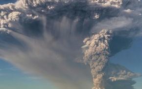 turbine, Chile, volcano
