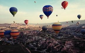 nature, balloon