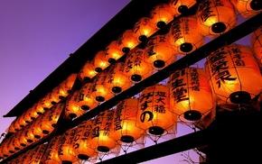 lights, lantern, photography