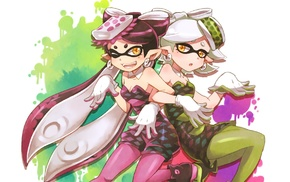 Nintendo, Wii U, Splatoon