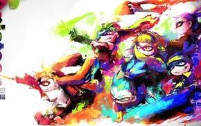 Splatoon, Wii U, Nintendo
