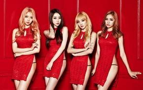 Hyoeun, K, pop, Stellar, Minhee, Jeonyul