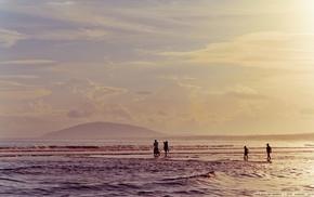 nature, beach, photography, landscape, sea, summer