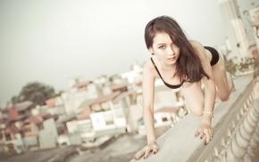 model, Asian, girl