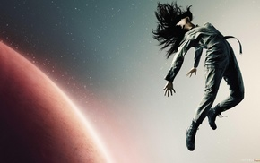 space, the expanse, TV, Florence Faivre, Julie Mao