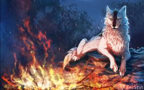 animals, Anthro, wolf, furry