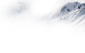 mist, nature, mountains, photography