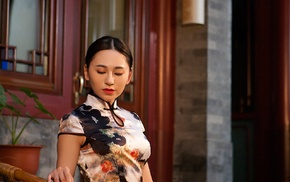 Wu MuXi, girl, Chinese