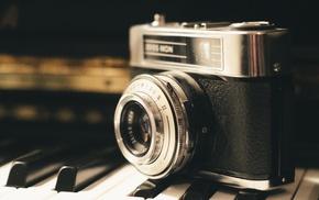 camera, old, Nikon, photography