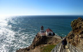 California, landscape, Point Reyes