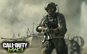 Call of Duty, Call of Duty Modern Warfare 3, M4A1, military, video games, soldier