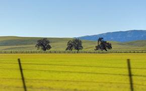 landscape, California