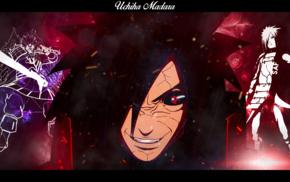 Mangekyou Sharingan, Susanoo character, Uchiha Sasuke, Uzumaki Naruto, Eternal Mangekyou Sharingan, Konoha