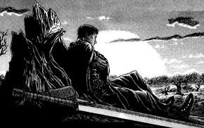 Guts, Kentaro Miura, Berserk