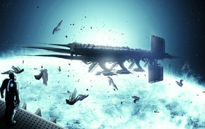 Dead Space 3, video games, space, Dead Space, Isaac Clarke