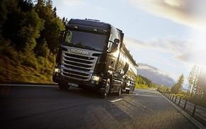 vehicle, Scania, Truck
