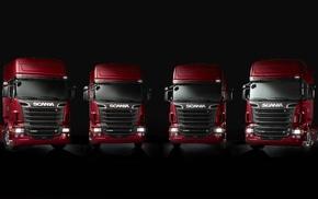 Truck, vehicle, Scania