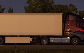 Scania, Volvo FH16, Truck, Euro Truck Simulator 2