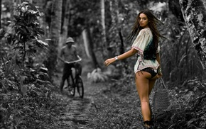 selective coloring, Michelle Vawer, ass