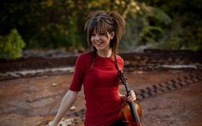 Lindsey Stirling, musician, girl, violin