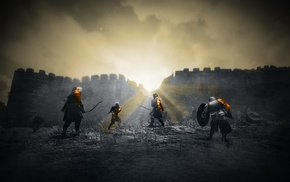 war, Game of Thrones, medieval, Battlefield
