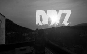 DayZ, zombies