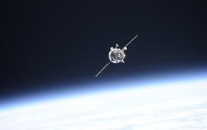 Progress, International Space Station, space, Roscosmos State Corporation