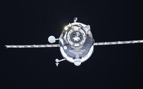 Progress, space, International Space Station, Roscosmos State Corporation