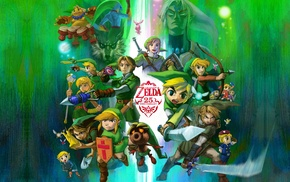 The Legend of Zelda, Link, Zelda, Nintendo
