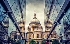 architecture, London, city