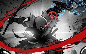 fantasy art, Yaiba Ninja Gaiden Z