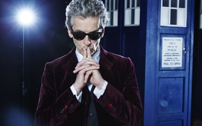 The Doctor, Peter Capaldi, Doctor Who