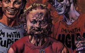comic books, Preacher