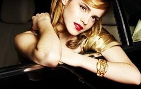 celebrity, girl, portrait display, actress, auburn hair, Emma Watson