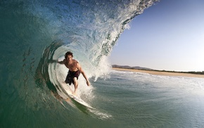 men, sports, waves, surfing