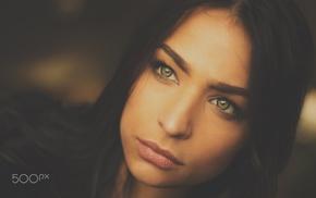 face, closeup, girl, 500px