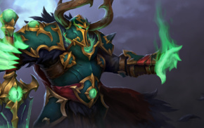 sword, hero, knight, helmet, Defense of the ancient, Dota 2