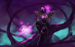 Dota, video games, Defense of the ancient, Lanaya, Valve Corporation, Templar Assassin