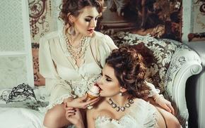 model, sweets, girl