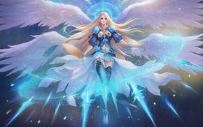 fantasy art, artwork, angel