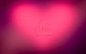 edit, pink, logo, hide musician