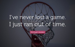 motivational, Michael Jordan, sport, text, basketball, quote