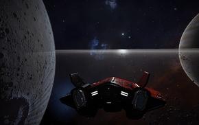 Elite Dangerous, space