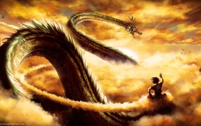 Dragon Ball Z, Son Goku, Dragon Ball, Shenron